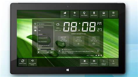 alarm clock hd for windows 8 and 8 1