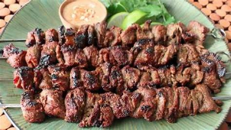 Beef Grill Marinade by Grilled Appetizer