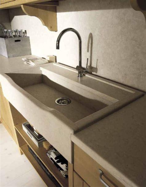 lavello vasca unica cucine ad angolo in stile country
