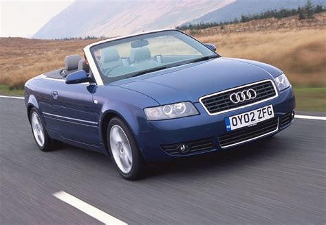 2005 Audi A4 Cabriolet by Audi A4 Cabriolet Review 2001 2005 Parkers