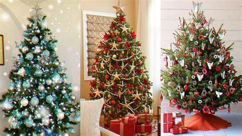 ideas para decorar tu 193 rbol de navidad 2017 lindos y