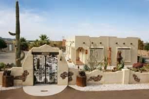 adobe style modular homes cute adobe house mpelectricltda