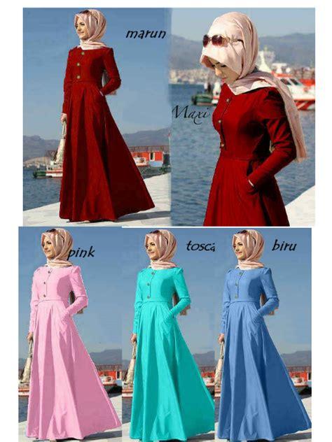 Harga Baju Muslim Wanita Jual Harga Maxidres Baju Muslim Pakaian Wanita