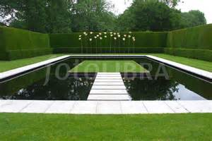 How To Level Backyard For Pool Formal Modern Water Garden Amp Sculpture