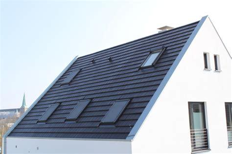 innenliegende dachrinne innenliegende dachrinne steildach stehfalzgaube