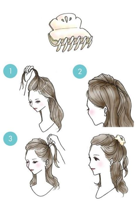 hairstyles every girl should know brilliant 3 minute hairstyles every girl should know
