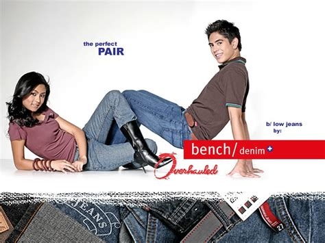gerald anderson bench man central gerald anderson and kim chiu bench models