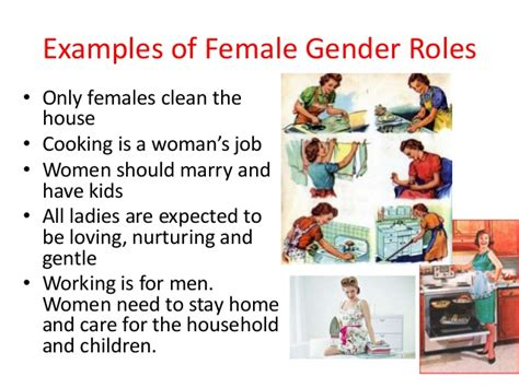 gender roles in a doll s house 2 female stereotypes gender stereotypes by erika