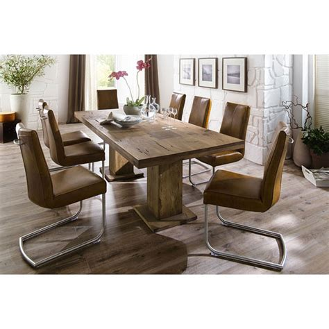Dining Tables 10 Seater Mancinni 10 Seater Wooden Dining Table With Flair Dining Chairs Wooden Dining Tables And 8