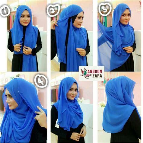 tutorial jilbab humaira 39 best images about hijab style on pinterest pashmina