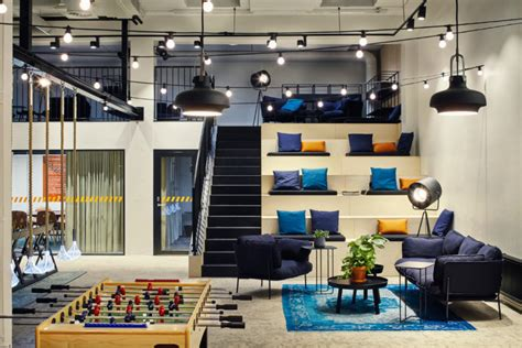 design milk office a tech company in helsinki upgrades to a new fun office
