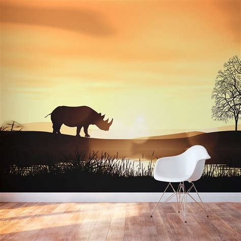 safari wall mural safari wall mural