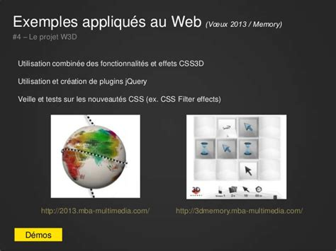 Creer Une Config Sentry Mba by Expresso Rennes Atalante Html5 Css3d 17 Sept 2013
