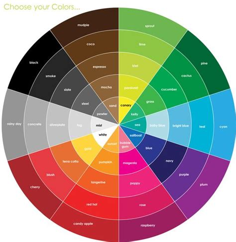 color wheel opposites fair isles other and colors on