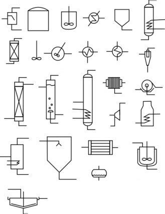 heat exchanger process flow diagram flow heat exchanger symbol
