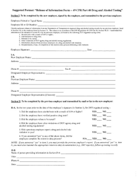 Which Section Of 49 Cfr Provides Information About Requirements by Cfr Part 40 Fill Printable Fillable Blank
