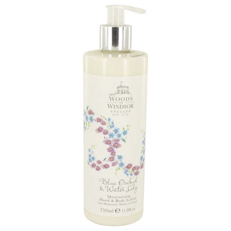 blue orchid water by woods of lotion 11 8 oz adorearoma