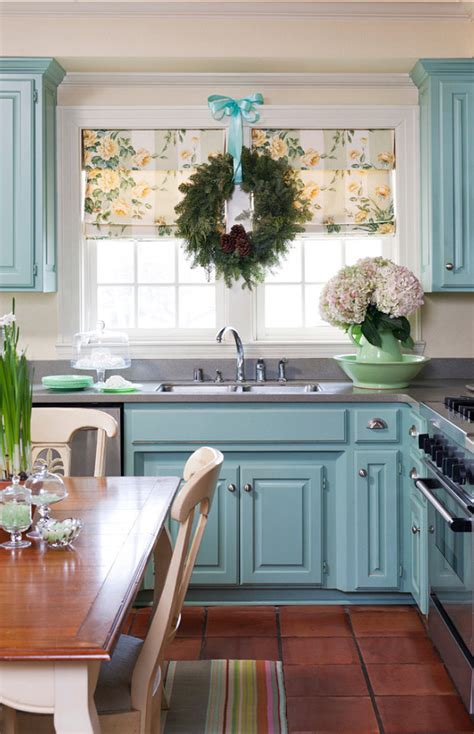 blue kitchen decor ideas new decorating ideas home bunch interior
