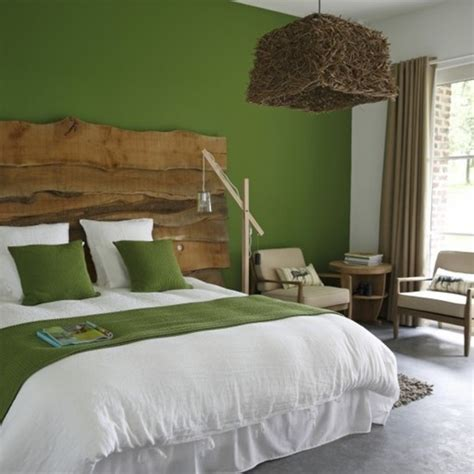 deco chambre nature d 233 coration chambre nature vert