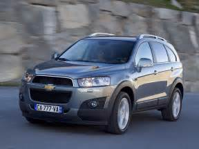 chevrolet captiva 2012 car wallpapers 08 of 44