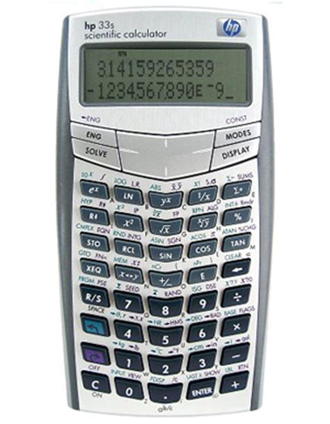 calculator edge hp 33s scientific calculator engineer s calculators store
