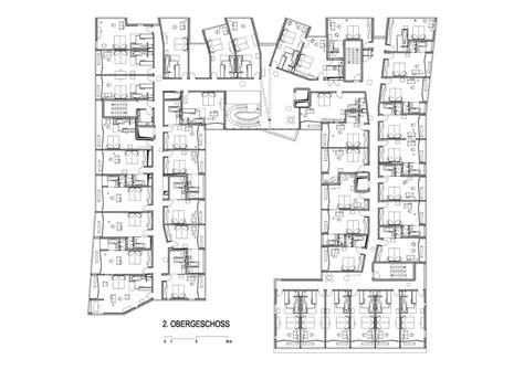 layout drawing là gì gallery of loisium hotel steven holl architects 20