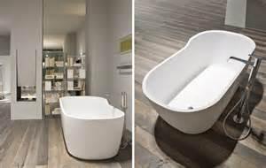 bad mit freistehender badewanne freistehende badewanne im bad 50 gestaltungsideen