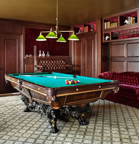 stunning billiard room designs   entertainment