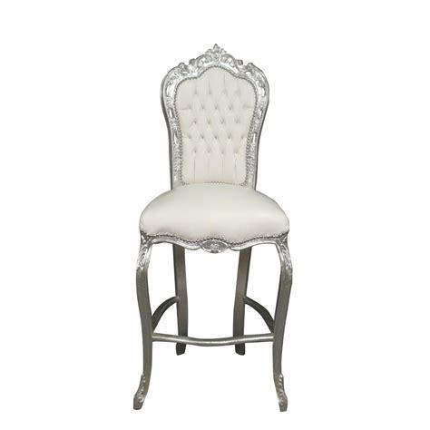 chaise debar bar chair baroque style of louis xv baroque chairs
