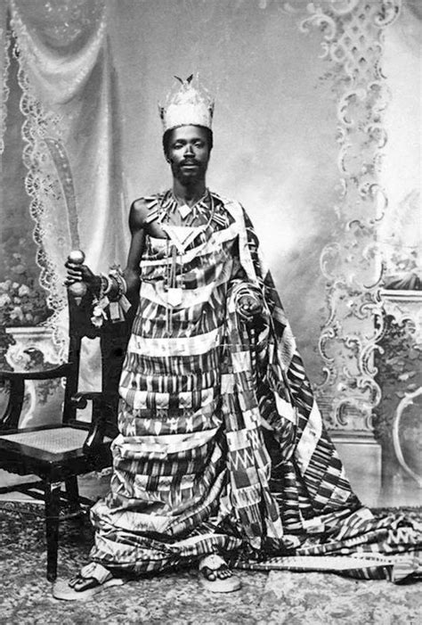 ancient african kings africa king akufo akropong ghana ca prior to 1907