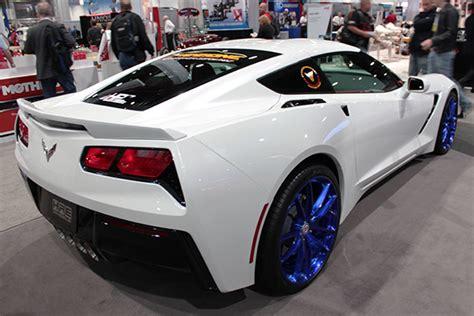 sema update hre and the corvette c7 corvetteforum