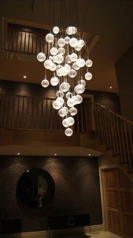 entrance chandelier glass chandeliers contemporary led