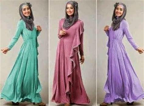 Baju Muslim Ibu 9 Bulan busana bagi ibu sesuai usia dan aktivitas