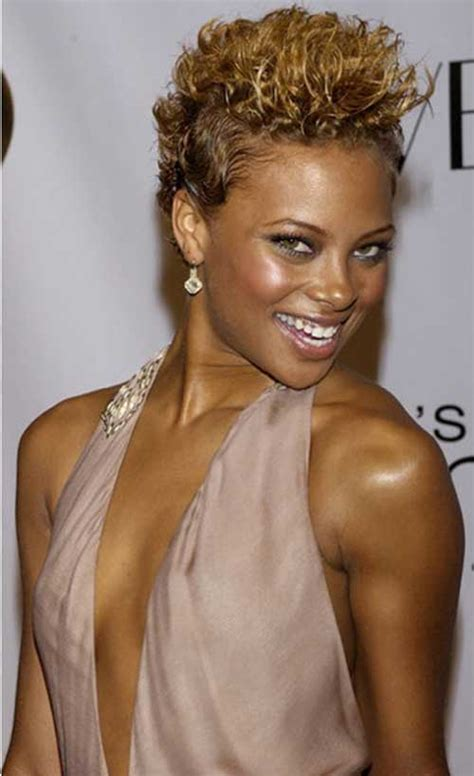 hairstyles blonde and black 20 popular short hairstyles for black women red