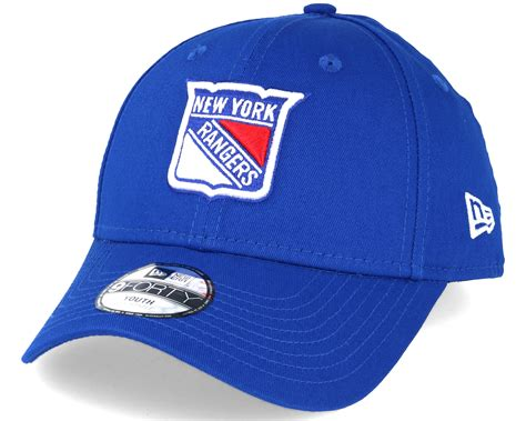 New York Basic new york rangers league basic blue 9forty adjustable new era cap hatstore de