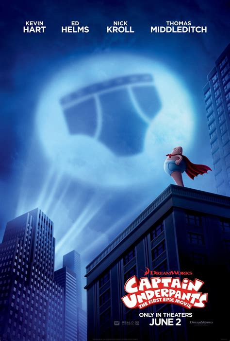 film genre epic movie captain underpants the first epic movie dvd release date