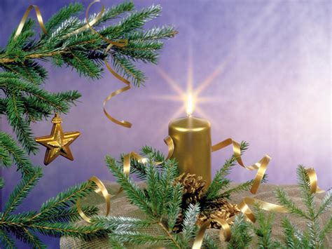 amazing  year christmas candle hr wallpapers  hr wallpapers