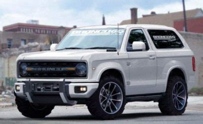2020 ford bronco price, release date, news, interior, engine