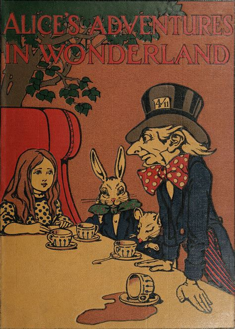 alices adventures in wonderland file alice s adventures in wonderland carroll robinson s001 cover jpg wikimedia commons