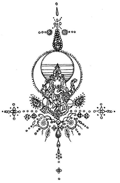 hindu elephant tattoo designs ganesh photo ganeshtattoo jpg styles and