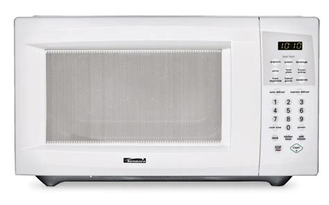 kenmore countertop microwaves 1 1 cu ft 66222 sears