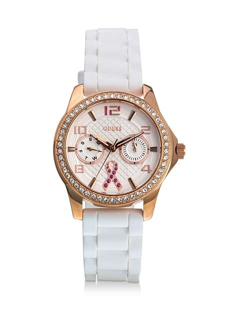 Guess 3chrono White buy guess chronograph w0032l3 for s white watches in india