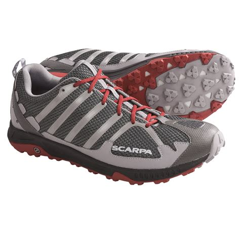 scarpa running shoes scarpa tempo trail running shoes for 6385n save 37