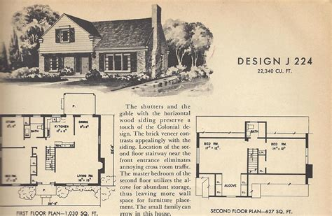 antique house floor plans mid century modern floor plans house plans