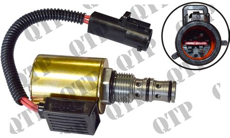 solenoid valve ford  sle wd diff lock quality tractor parts