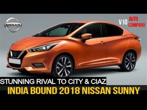 stunning ! all new nissan sunny 2018 specs and details