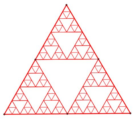 gec pattern numbers classical mechanics problem a fractal triangle beakal