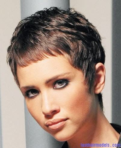 elfin hairstyles the elfin crop look short hair with an edge last hair