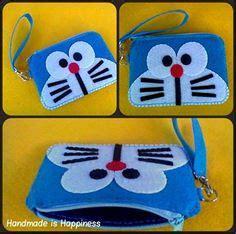 Doraemon Minions Pouch minions estuche de fomi how to make foami minions diy manualidades con fomi