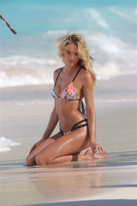 Candice Set candice swanepoel photoshoot secret set in st barts part iii